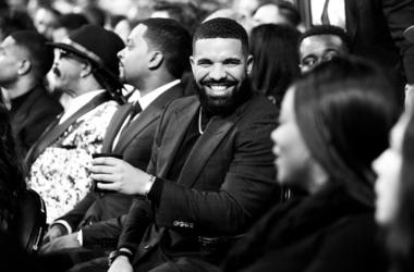 Drake attends the 61st annual GRAMMY Awards at Staples Center on February 10, 2019 in Los Angeles, California