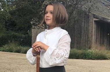 Victoria Beckham's Daughter Shows Off New Haircut That Looks Just Like Posh Spice's Famous Bob