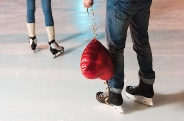 Valentine On Ice
