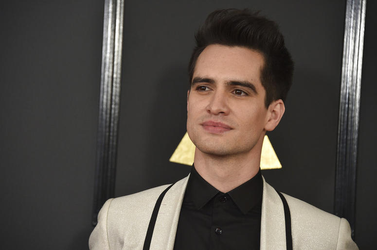Panic! At the Disco's Brendon Urie