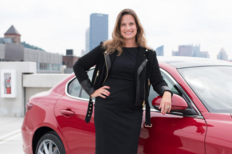 Gwen Lewis, Co-President and Founding Director of Online Operations at the Ron Lewis Automotive Group