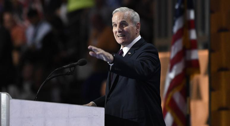 Governor Mark Dayton Calls BS in WCCO Radio Interview