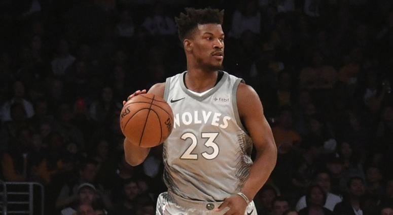 Timberwolves  GM on potential Jimmy Butler trade: 'My phone is ringing'