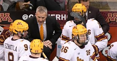 Gopher Hockey Coach Don Lucia Stepping Down