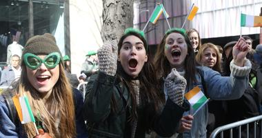 St. Paul St. Patrick's Day Parade In Its 57th Year