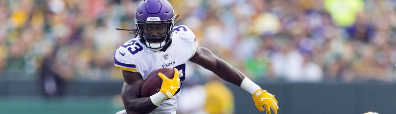 No Cook, No Griffen Sunday for Vikings against Bills