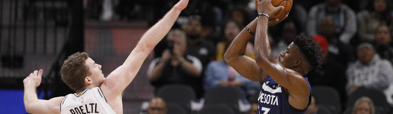 DeRozan leads Spurs past Wolves 112-108; Butler scores 23