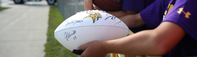 Single-game tickets for Vikings home games go on sale