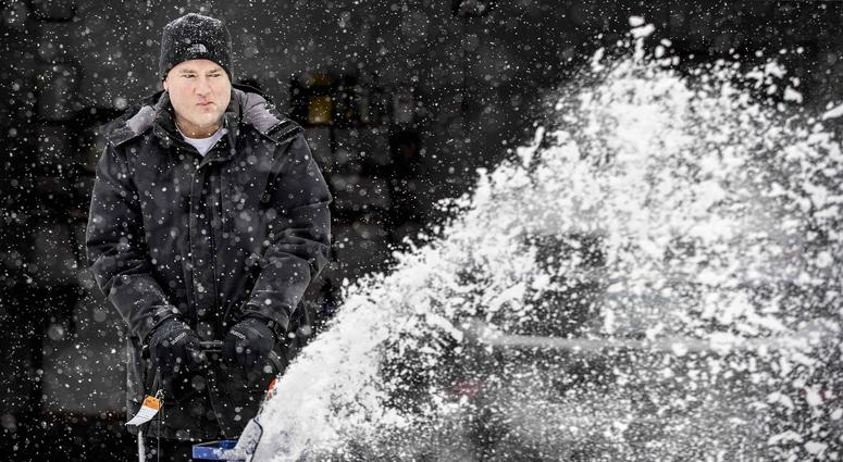 The worse of the snow is over, but now meteorologist Paul Douglas is worried about something else