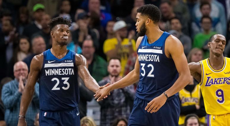 Towns and Butler