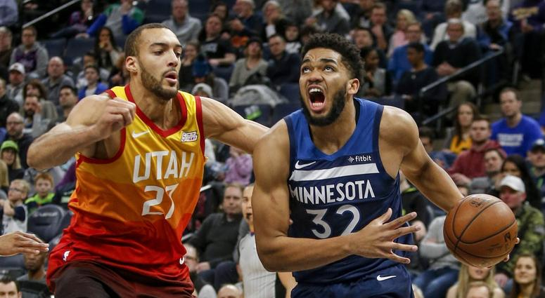 Karl-Anthony Towns works