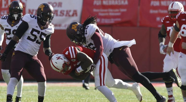 Gophers and Huskers