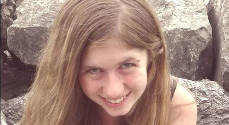 Jayme Closs is missing