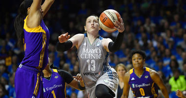 Lindsay Whalen ends playing career; next up is head coaching job with Gophers