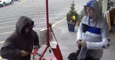 Blaine Police: Thieves who took Red Kettle were brother and sister