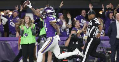"MN Viking Dalvin Cook not sure when he'll be back and ""Minneapolis Miracle"" reunion"