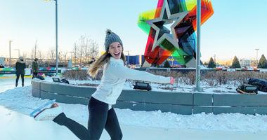First skating rink in Mall of America history is now open