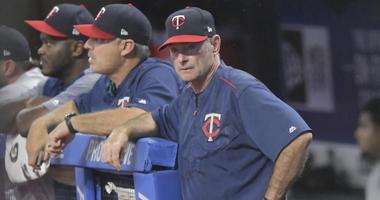 Paul Molitor in Cleveland
