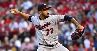 Twins go for fifth straight after Romero's stellar outing