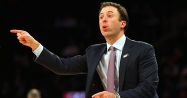 Richard Pitino of the Gophers