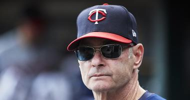 Minnesota  Twins fire manager Paul Molitor
