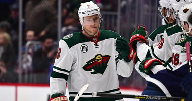 Reports: Wild trade Charlie Coyle to Boston Bruins