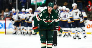 Eric Staal is not happy with another loss