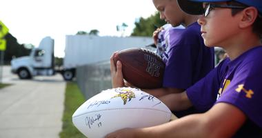 What you need to know if you plan to attend Vikings training camp