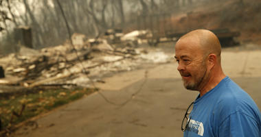 N. California fires death toll now at 48; many still missing