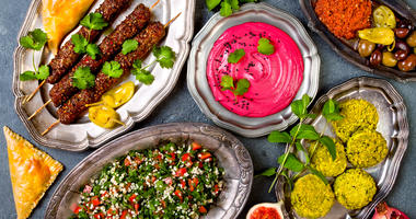 Dara Moskowitz Grumdah'ls Top 5 Israeli Recipes