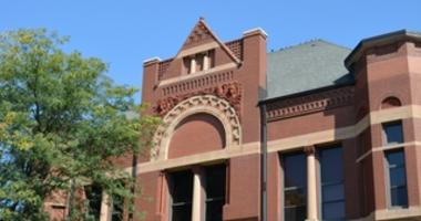 Albert Leas Freeborn County courthouse