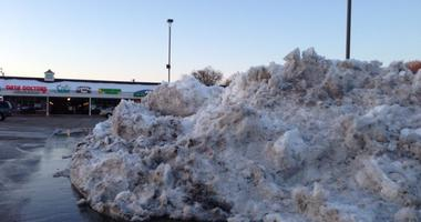 Big Piles of Snow