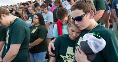 Santa Fe HS student talks about surviving Friday's shooting