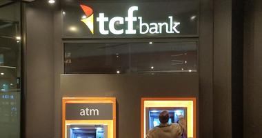 TCF Bank machine