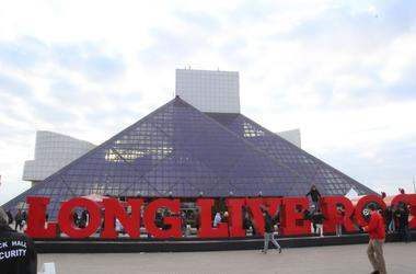 The Rock & Roll Hall of Fame & Museum