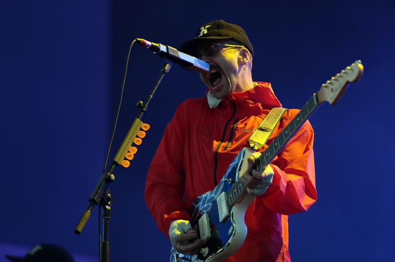 Portugal. The Man performs