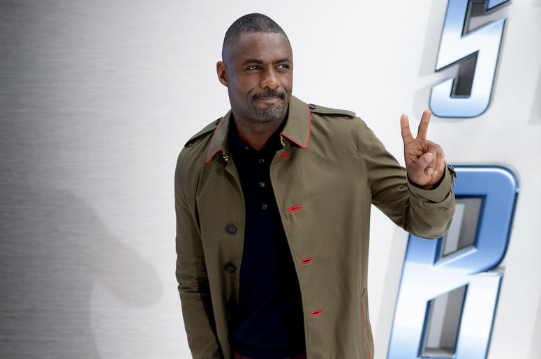 Idris Elba attending the premiere of Star Trek Beyond held at the Empire in Leicester Square, London. Photo credit should read Doug Peters/EMPICS Entertainment