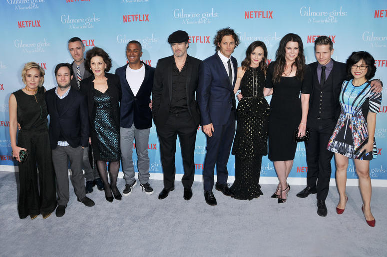 Gilmore Girls: A Year In The Life Cast