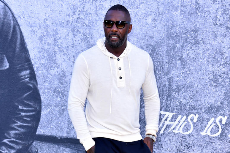 Idris Elba attending the premiere of Yardie at the BFI Southbank, London