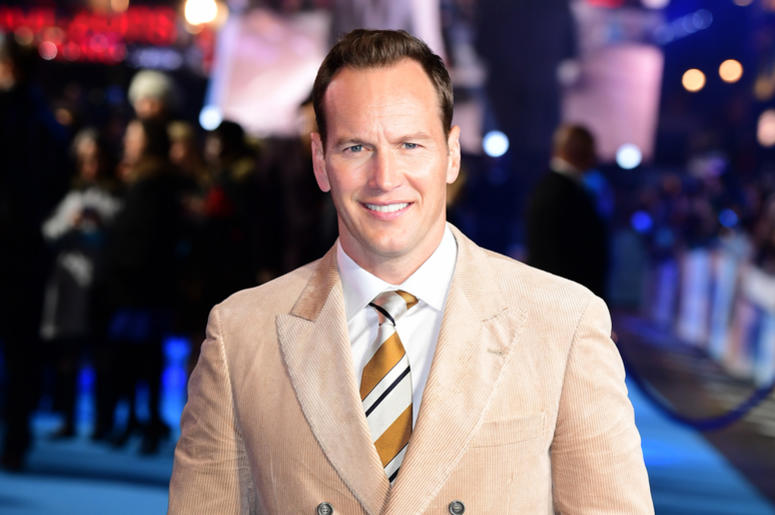 Patrick Wilson attending the Aquaman premiere held at Cineworld in Leicester Square, London.