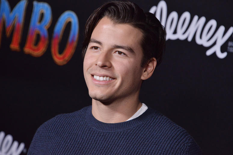 """Manolo Gonzalez Vergara arrives at Disney's """"Dumbo"""" Los Angeles Premiere held at the El Capitan Theatre in Hollywood, CA on Monday, March 11, 2019."""