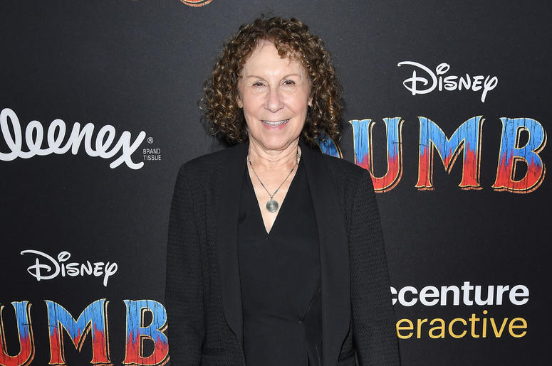 """Rhea Perlman arrives at Disney's """"Dumbo"""" Los Angeles Premiere held at the El Capitan Theatre in Hollywood, CA on Monday, March 11, 2019."""