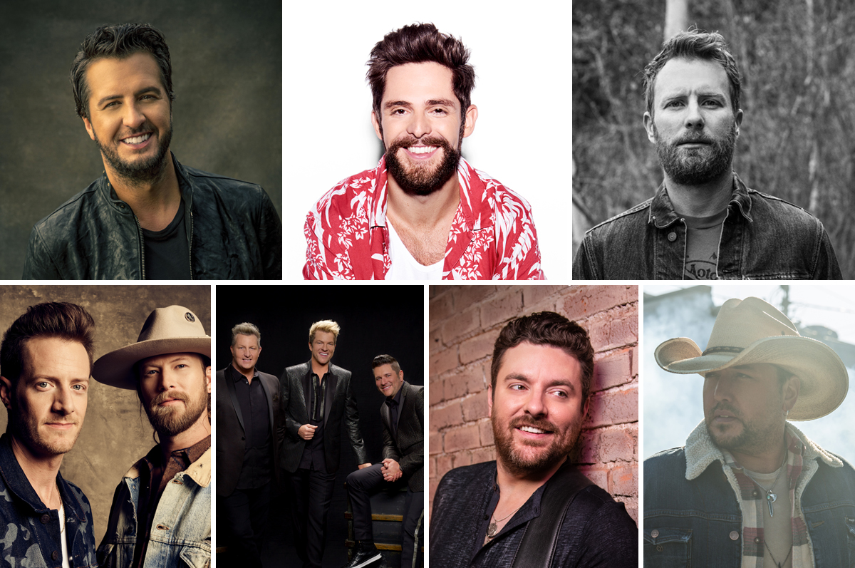 2019 Country Megaticket