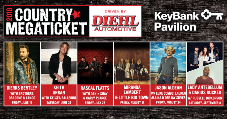 2018 Country Megaticket Driven By Diehl Automotive