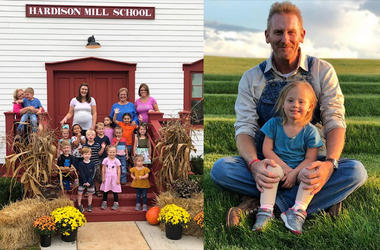 Country Star Rory Feek Uses Fan Donations To Build Schoolhouse For Daughter With Down Syndrome