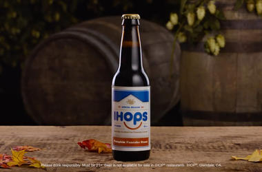 Ihop Serving Up Pancake-flavored Beer Called IHOPS
