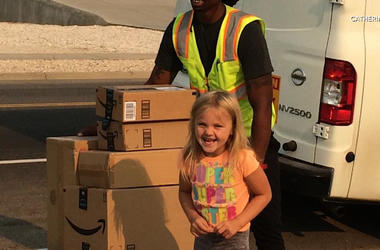 Little Girl Gets Busted By Mom After Ordering Hundreds In Toys On Amazon