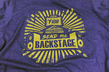 Send Me Backstage 2018