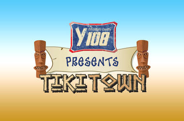 Y108 Tiki Town at Kenny Chesney