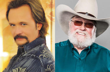 Travis Tritt and Charlie Daniels